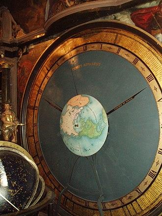Strasbourg astronomical clock - Image: Cathedrale de Strasbourg, Horloge Astronomique