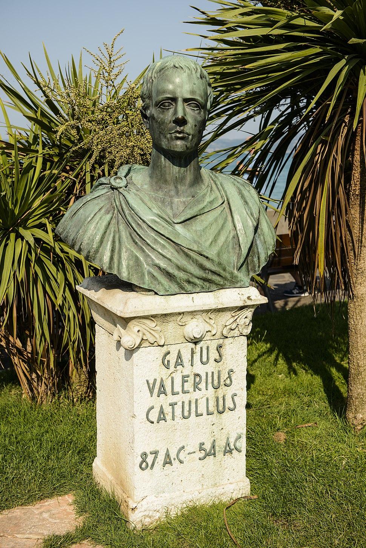 Catullus, Itally