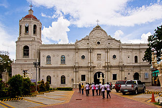 Cebu Metropolitan Cathedral - Image: Cebu cathedral