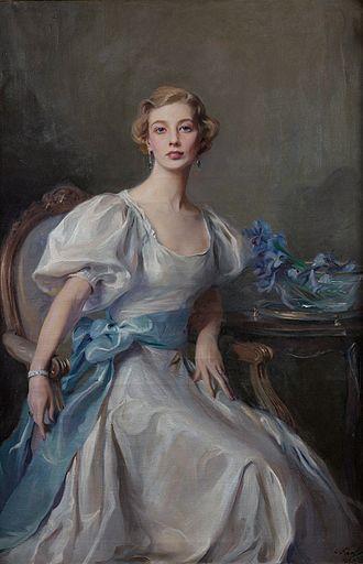 John Grandy - Cecile Rankin (Philip de László, 1937)