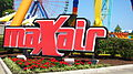 Cedar Point maXair sign (9550444172).jpg