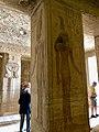 Central Hall, Temple of Hathor and Nefertari, Abu Simbel, AG, EGY (48016727573).jpg