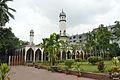 Central Masjid - North-eastern View - University of Dhaka Campus - Dhaka 2015-05-31 2289.JPG