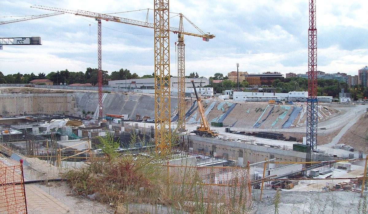 Centro internacional de convenciones de madrid wikipedia - Empresas de construccion madrid ...