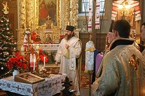 Eastern Orthodox church in Sanok