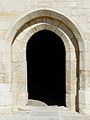 Château-l'Évêque église Preyssac portail (1).JPG