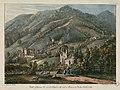 Château de Guran, ruines de la chapelle, sur la route de Bagères-de-Luchon. 3 octobre 1821 Castle of Gurran, and ruined Chapel, on the road to Bagneres de Luchon. October 3 1821 - Fonds Ancely - B315556101 A COLSTON 021.jpg