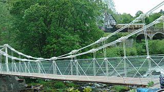 Chain Bridge (Berwyn)