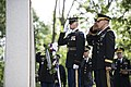 Chaplain Corps honors 241st Anniversary during ceremony in Arlington National Cemetery (28556751791).jpg