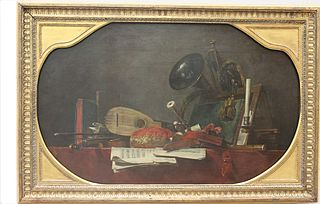 Allegory of Music, Arts and Science