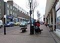 Charles Street on a Saturday morning - geograph.org.uk - 370653.jpg