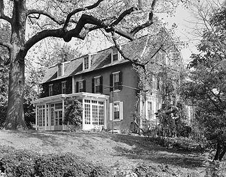 Belfield (Philadelphia) - Charles Willson Peale House