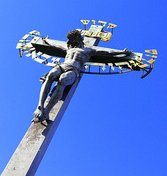 The Seven Last Words of Christ (Haydn) - The Crucifix on the Charles Bridge in Prague