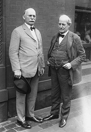 Charles W. Bryan - Charles W. and William J. Bryan