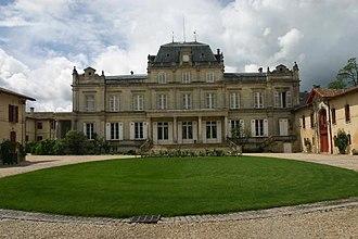 Labarde - Image: Chateau Giscours