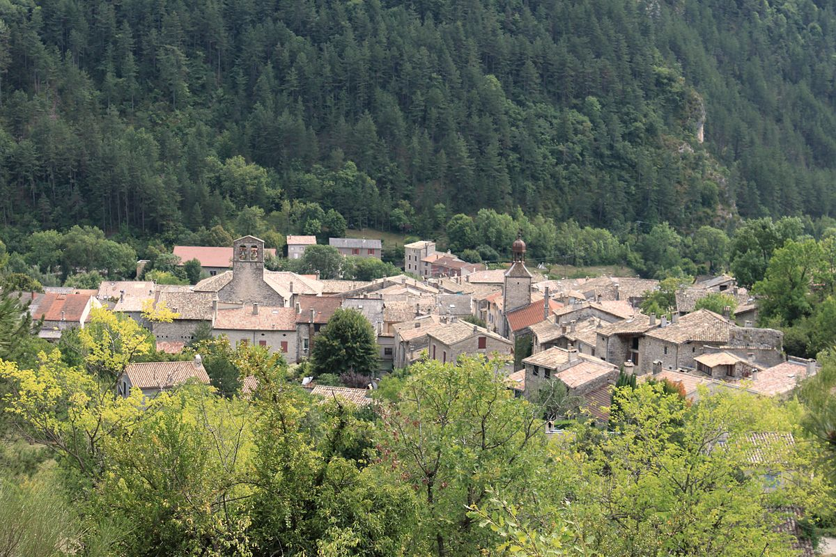 Châtillon-en-Diois - Wikidata