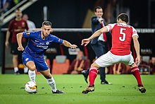 Arsenal F C Chelsea F C Rivalry Wikipedia