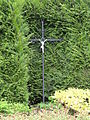 Chermizy-Ailles (Aisne) croix de chemin entrée est.JPG