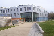 Chessington Community College - New Building post 2009