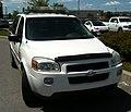 Chevrolet Uplander Laval Emergency.JPG