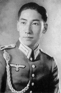 Chiang Wei-kuo General of the Republic of China, adopted son of President Chiang Kai-shek