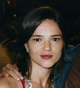 Chiara Caselli - Caselli  in 2002 at the Taormina Film Fest.
