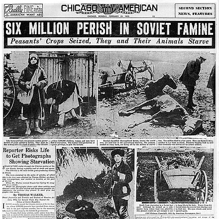 American press with information about famine Chicago American 25.02.1935.jpg