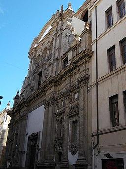 Chiesa del Santissimo Salvatore (Palermo) - facciata2