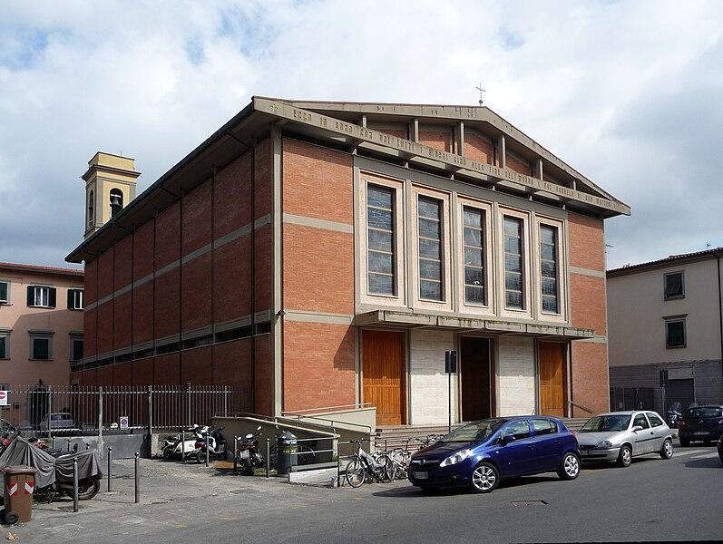 File:Chiesa di San Matteo, Livorno.jpg - Wikipedia