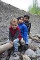 Children being goofy in Hunza.jpg