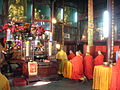China Anhui Juihua Shan Monastery4.JPG