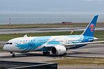 China Southern Airlines, B787-8 Dreamliner, B-2733 (18446646795).jpg