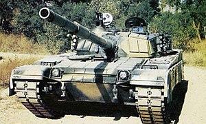 Al-Khalid tank - Chinese 90-IIM