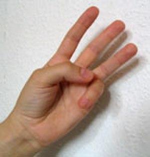 Senary - Image: Chinesische.Zahl.Dre i