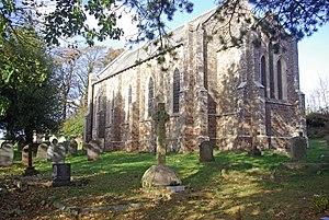 Chittlehamholt - Church of St John Baptist, Chittlehamholt