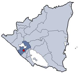 Ticuantepe - Image: Chocoyero