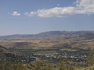 Ugam Range