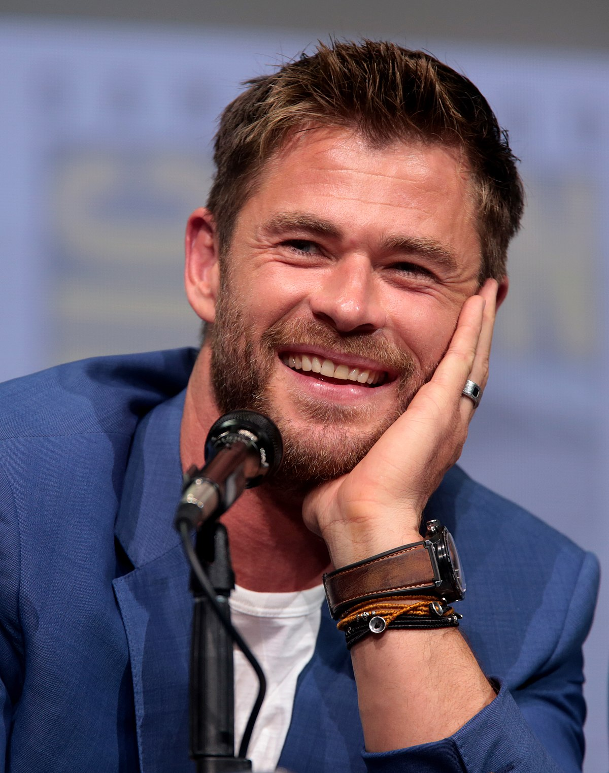 Chris Hemsworth – Wi...