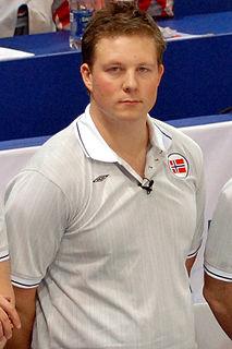 Christoffer Svae curler