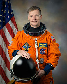File photo of Christopher Ferguson, commander of STS-135. Image: NASA / Bill Stafford.
