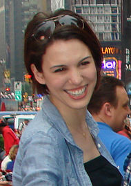 Photo de l'actrice Christy Carlson Romano.