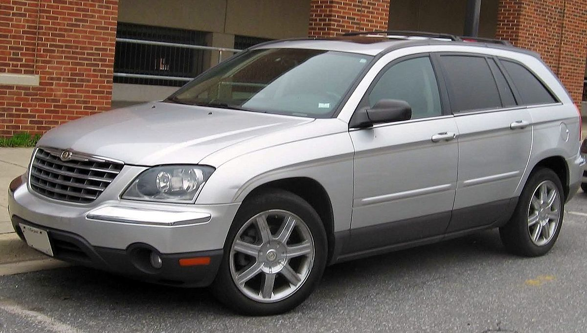 Px Chrysler Pacifica
