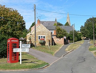Great Easton, Leicestershire Human settlement in England