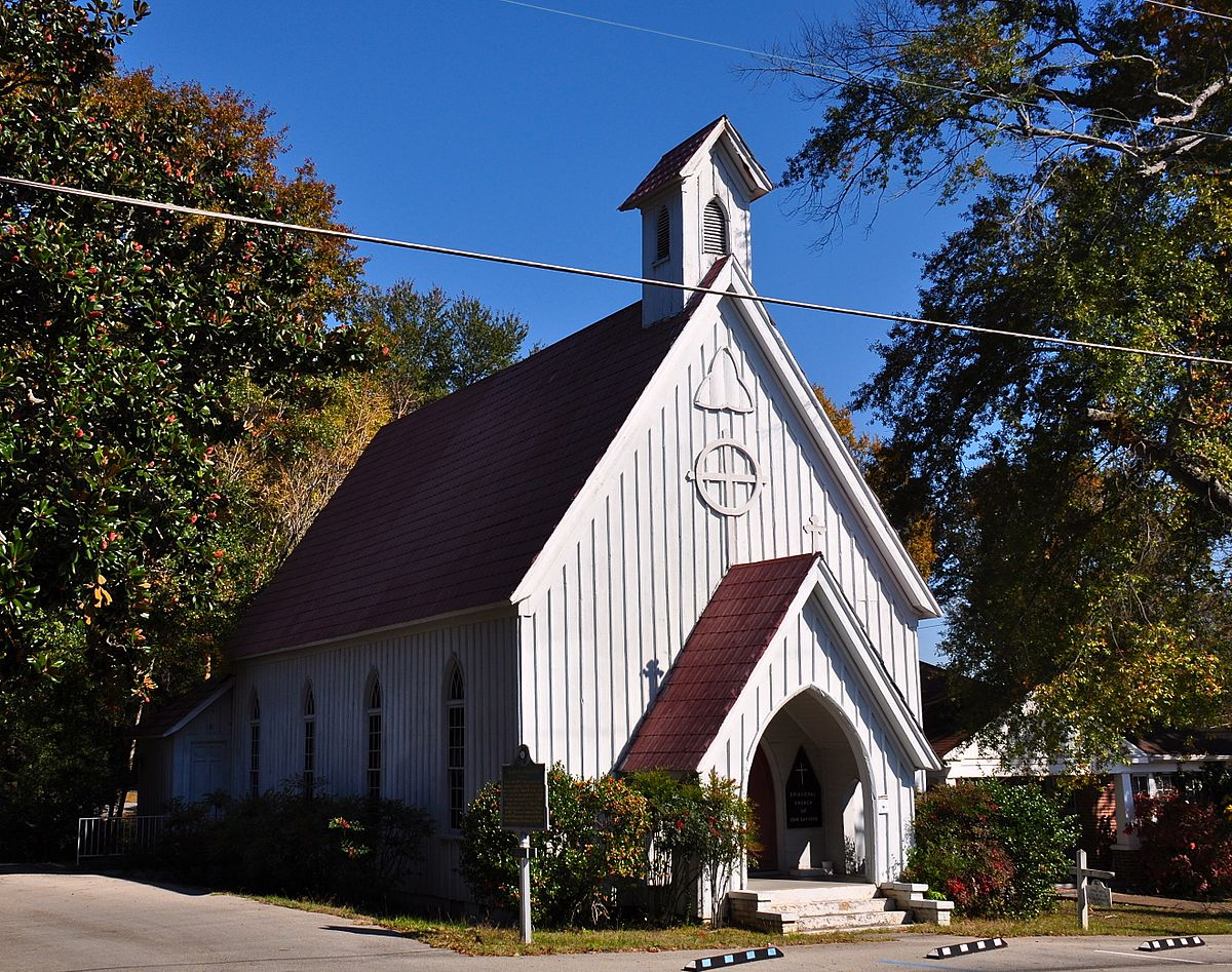 Church Of Our Saviour Iuka Mississippi Wikipedia