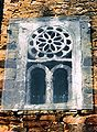 Church of San Miguel de Lillo - 9th century window.jpg