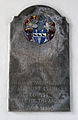 Church of Ss Mary & Lawrence interior - north aisle monument 05.jpg