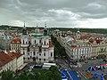 Church of St. Nicolas. Prague. Czech Republic. Церковь Святого Николая. Прага. Чехия - panoramio (2).jpg