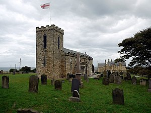 Seaham - Image: Church of St Mary The Virgin, Seaham geograph.org.uk 1529919
