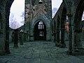 Church of St Thomas a Becket at dusk - geograph.org.uk - 1385668.jpg
