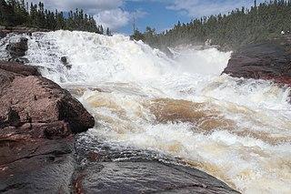 Manitou River (Quebec) river in Canada